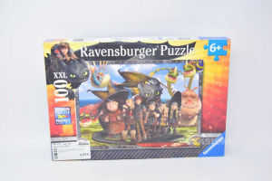 Puzzle Ravensburger 100 Pcs Dragons