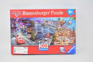 Puzzle Ravensburger Cars 200 Pieces