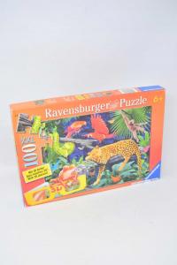 Puzzle Ravensburger 100 Piecesxx L (no Glasses)