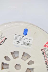 Guaina Termorestringente Blue 50 M Et 301 18,0-6,0 Mm Elematic New