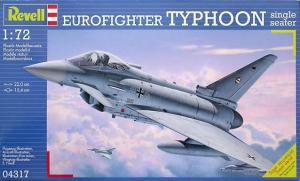 Eurofighter Typhoon single seater