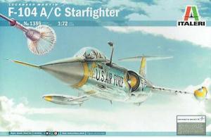 LOCKHEED MARTIN F-104 A/C