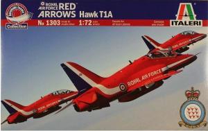 Royal Air Force Red Arrows Hawk T1A