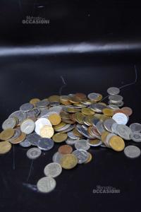 Sacchetto Monete Miste Vari Stati