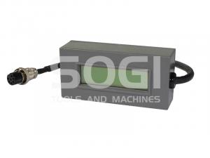 Visualizzatore numero giri SOGI VIS-350 per tornio SOGI M1-350S e Fresa S2-30D