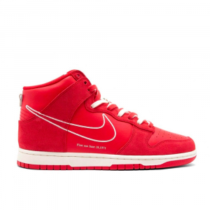"""Nike Dunk High """"First Use Red"""""""