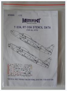T-33 A, RT-33 A