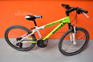 Bike From Boy Carratt Green Black Makk 24