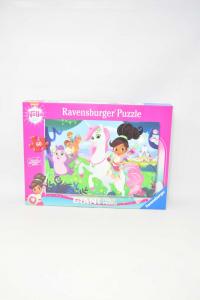 Puzzle Ravensburger Nella The Princess Knight 60 Pezzi