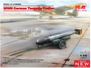 German Torpedo Trailer