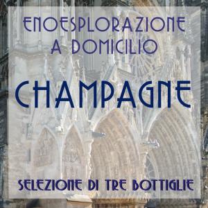 Selezione Champagne - Pas Dosé / Extra Brut