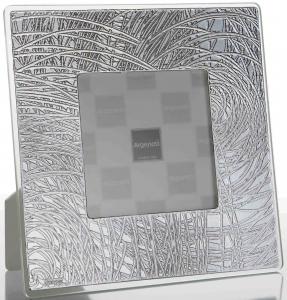 cornice spago 18X28 argento