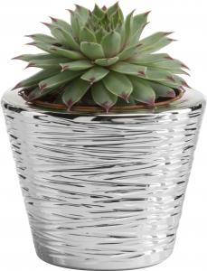 vaso natura 9cm segno conico