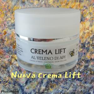 Crema Lift Viso Veleno d'Api 50 ml