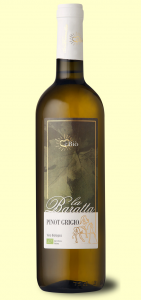 Pinot Grigio DOC Venezia - Vino Biologico - La Baratta