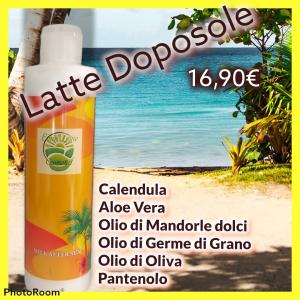 Latte Doposole Milk AfterSun 250 ml
