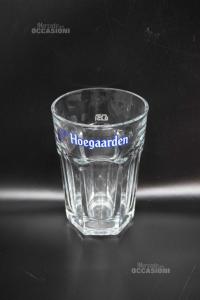 6 Glasses Beer Hoegaarden 0.25 L