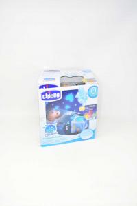 CHICCO RAINBOW CUBE Proiettore, Luci ,suoni Azzurro