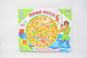 Gioco Maxi Pesca Pesci Globo