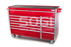 Carrello cassettiera porta utensili banco da lavoro professionale SOGI X6-12
