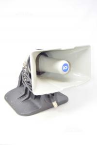 Tromba 2 Autoparlante RCF HD3216 Con Amplificatore Artigianale E Microfono Per Feste