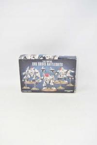 TAU Empire XV8 Crisis Battlesuits Vintage