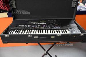 Pianola Yamaha Modello PSR-1700 Con Case E Supporto