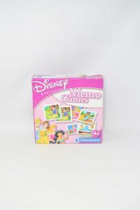Gioco Memo Games Clementoni Disney