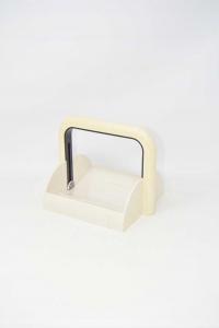 Holder Napkins In Plastic White Guzzini