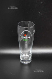 6 Bicchieri Da Birra Heineken Da 0.25 Cl NUOVI