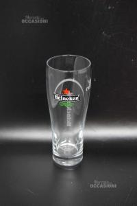 5 Bicchieri Da Birra Heineken Da 0.25 Cl