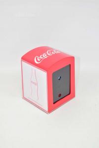 Porta Salviette Coca Cola In Plastica Dimensione Piccola