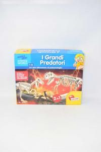 Gioco I Grandi Predatori Lisciani (1 Pezzo Già Usato)