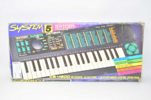 Pianola Bontempi System5 Ks 4600 ( No Alimentatore )
