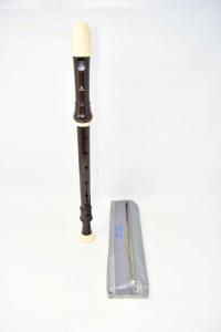 Flute Scolastico Zen-on Brown Beige
