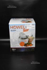Gelatiera Elettrica Howell Party Mod HGL226 Nuova