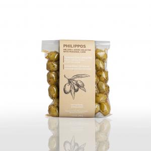 Olives in Lemon