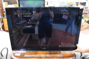 Televisore Sony Bravia LCD 40NX700 Nera Con Supporto (No Base)