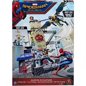 HASBRO - MARVEL SPIDER-MAN L'Attacco Dell'Avvoltoio