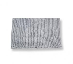 Tappeto antiscivolo Soffy grigio 65 x 130