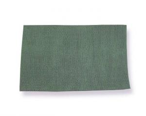 Tappeto antiscivolo Soffy verde 65 x 130