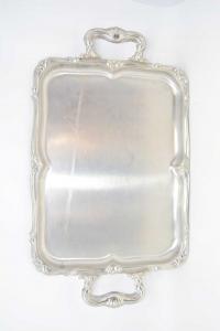 Tray Steel Alessi 40x30 Cm