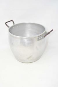 Pot Aluminum 23x21 Cm