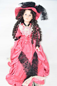 Game Doll Vintage In Box New