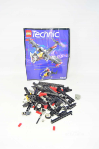 Game Lego Technic 8836 With Instructions (no Box)