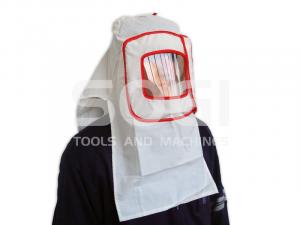 Maschera protettiva SOGI M\/SP-10 di ricambio per sabbiatrice da esterni