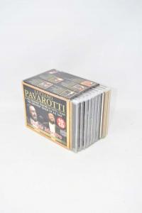 Pacchetto 10 Cd Di Musica Lirica Luciano Pavarotti