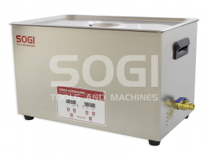 Vasca professionale ultrasuoni riscaldata 30L SOGI VL-U3000R