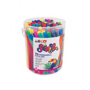 Pennarelli Colorati Samba Superlavabili
