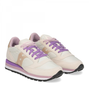 Saucony Jazz Triple cream violet